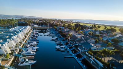 Photo for Luxury Beach House in the Coronado Cays; Beautifully Furnished, Sunset Views