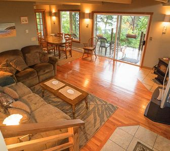 Photo for Secluded Nature-lover's Delight Above Manzanita Has King Suite