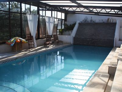 Photo for Special offers. Luxurious villa with heated pool