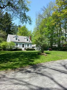 Photo for Charming  home in a bucolic setting, feet from the Berkshire Botanical Gardens