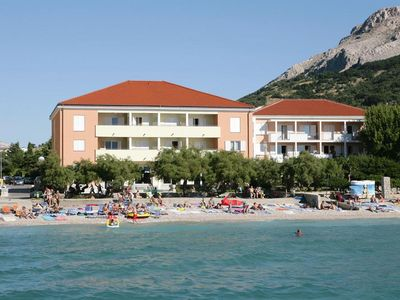 Photo for Apartments Valamar Villa Adria, Baska  in Krk - 6 persons, 2 bedrooms