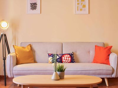 Photo for ♥ Apartment for # 5 PEOPLE [HEART of the City ♥]