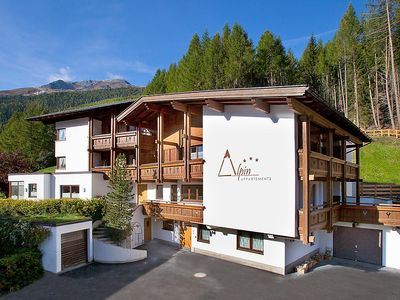 Photo for Apartment in Soelden with Lift, Parking, Internet, Balcony (30159)