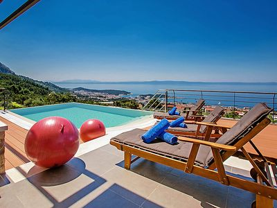 Photo for Vacation home Olea  in Makarska, Central Dalmatia - 10 persons, 4 bedrooms