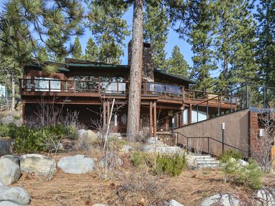 Photo for Dollar Point Family Lodge, North Lake Tahoe, Dog Friendly, Lakeview, Hot Tub