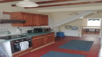 Photo for Apartment flat overlooking the Cambrian Bay and across to the Lleyn Peninsul