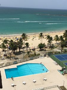Photo for Luxury  apartment with spectacular ocean  front view in the heart of Isla Verde