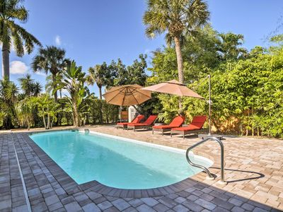 Photo for Naples Home - Outdoor Kitchen & Private Pool!