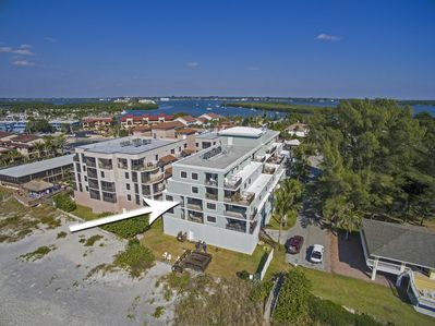 The Palms - an exclusive Gulf front condo - Englewood