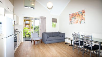Photo for Two Bedroom Loft Style - Free Wifi & Parking