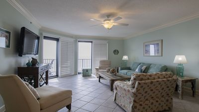 Photo for New Condo!  Private unit now available to Rent.  Beachfront!!!  Phoenix VI