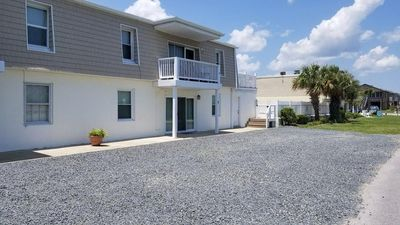 Photo for Great Condo Directly Across the Street from the Ocean!