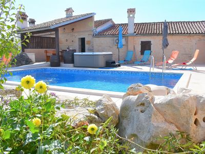Photo for Stone holiday house Botra Maria with private Pool and Whirlpool