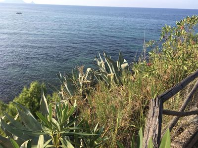Photo for Stunning sea views and truly top range garden. Private path to gorgeous beach