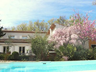 Photo for Superb villa at the foot of Sainte-Baume