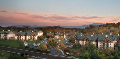 Photo for Beautiful Wyndham Smokey Mountain