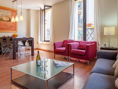 Photo for Apartment in Born - Carders