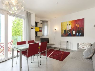 Photo for Gracious two-room apartment 150 meters from Parco Ciani -IL PARCO