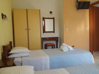 Photo for We are a family run business, located in the Agia Paraskevi area of Skiathos