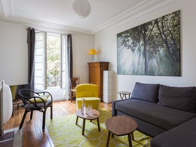 Photo for Rue d'Arcole II - luxury 1 bedrooms serviced apartment - Travel Keys