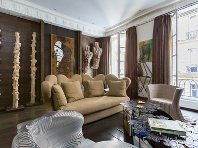 Photo for Rue Servandoni - luxury 2 bedrooms serviced apartment - Travel Keys