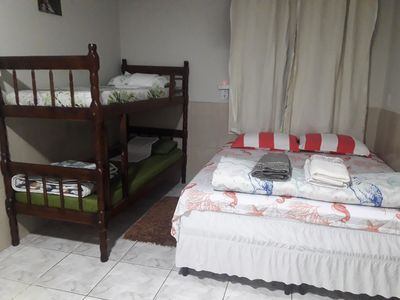 Photo for Suite near the airport and 16 km from Beto Carrero park.