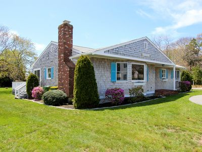 Photo for Cape Cod Haven w/ Spacious Deck & New Kitchen - 1 Block from Private  Beach