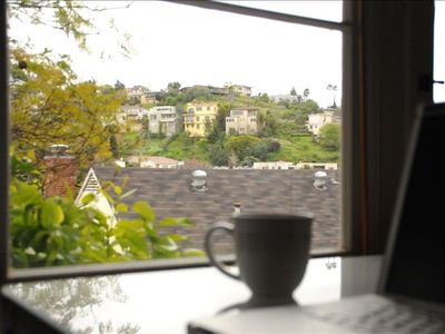 Photo for Stylish Private Studio Apt in Silver Lake-Steps from Reservoir