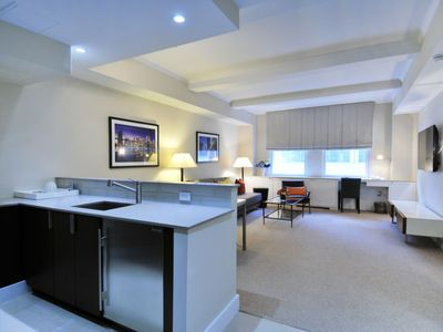 Photo for Apartment Manhattan Residence in New York/Manhattan - 6 persons, 2 bedrooms