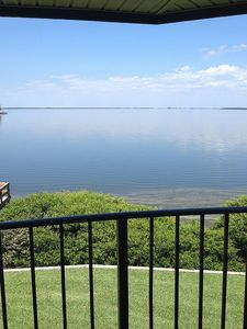 Photo for Incredible Tampa Bay views from this 2nd floor waterfront condo!