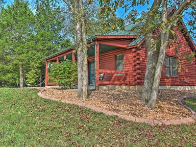 Photo for 1BR Cabin Vacation Rental in Defiance, Missouri