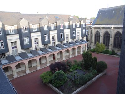 Photo for 1BR Apartment Vacation Rental in Rouen, Normandie