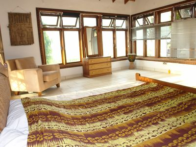 Photo for Agape Guest House - Family friendly, safe, bright and breezy.