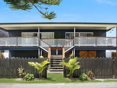 Photo for THE ELKS - BEACH COTTAGE IN THE HEART OF TOWN