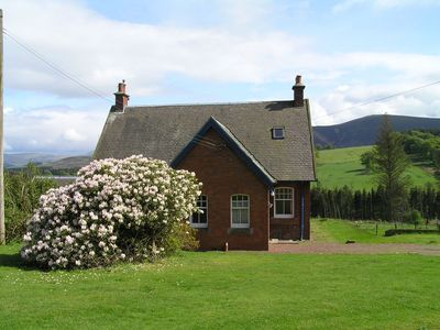 Photo for The Gardener's House, Carmichael Country Cottages, near Biggar. Pets welcome.