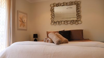 Photo for We aim to make your stay comfortable & affordable! Choose Centro Indooroopilly