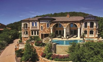Photo for Plateau Resort Overlooking Lake Travis