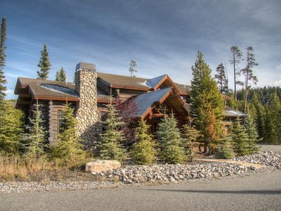 Photo for Enchanting Views With Private Creek, Surrounding Pine Trees, & Private Hot Tub!