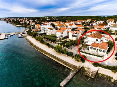 Photo for Two bedroom apartment near beach Zadar - Diklo (Zadar)