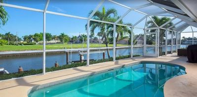 Photo for Waterfront Vacation Home in The Heart of Marco Island