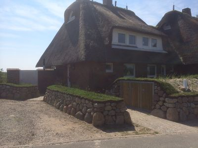 Photo for Rural vacation house overlooking the Wadden Sea in the Bay Kampener