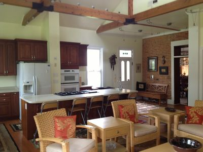 5BR Chalet Vacation Rental in Brookville, Indiana #1379163