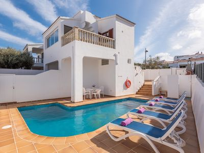 Photo for Punta Grossa Villa, Sleeps 6 with Pool and Air Con