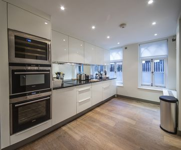 Photo for Mayfair Luxury Three Bedroom, Two Bathroom Apartment with Air Conditioning