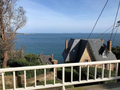 Photo for 1BR Apartment Vacation Rental in Perros-Guirec