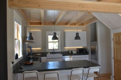Plenty of space for family cooking projects