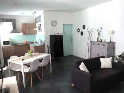 Photo for 1BR Apartment Vacation Rental in Aranjuez