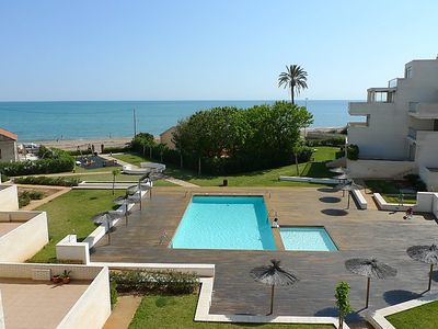Photo for Apartment Terra de Mar in Dénia - 4 persons, 2 bedrooms