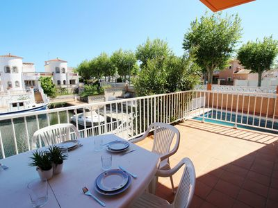 Photo for APART-RENT CANAL HOUSE POOL (0045)