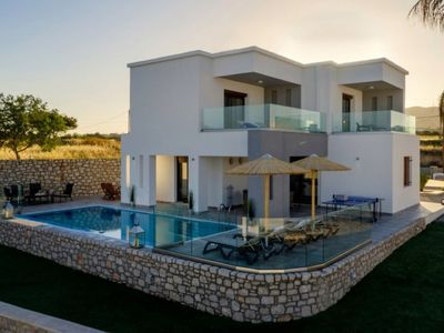 Photo for Vacation home Lachania Luxury Villa with Private Pool  in Lachania, Rhodes - 6 persons, 3 bedrooms